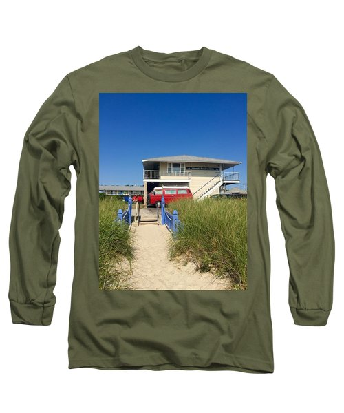 The Canadians Are Here Long Sleeve T-Shirt
