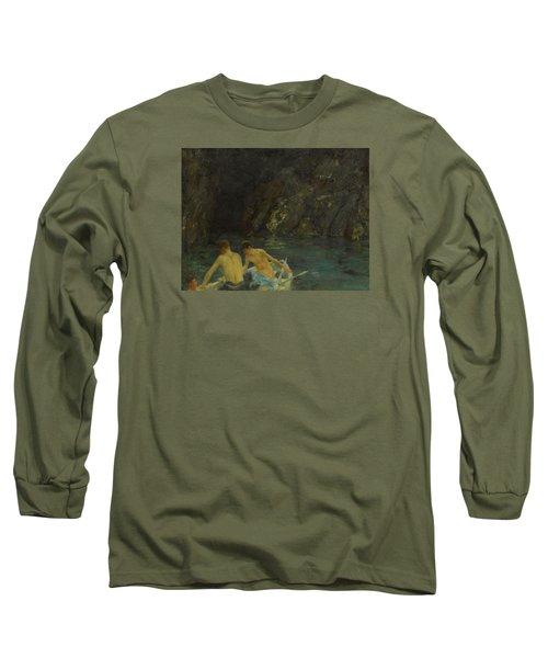 The Cavern Long Sleeve T-Shirt