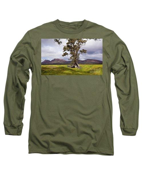 The Cazneaux Tree Long Sleeve T-Shirt by Bill Robinson