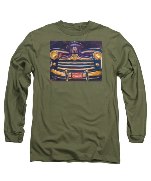 The Champ Long Sleeve T-Shirt