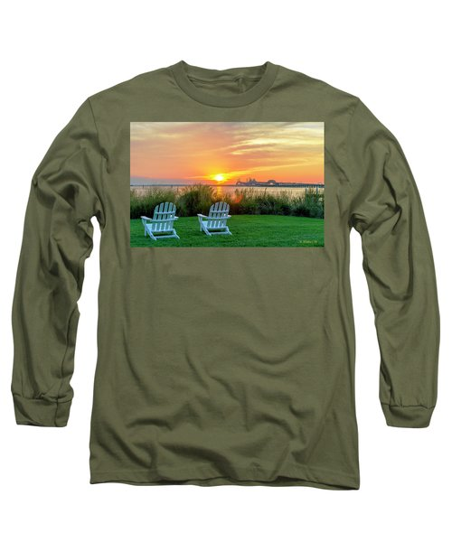 The Chesapeake Long Sleeve T-Shirt