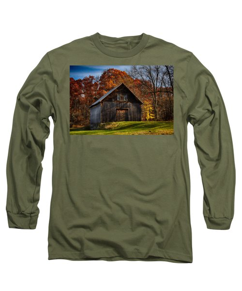 The Chester Farm Long Sleeve T-Shirt by Tricia Marchlik