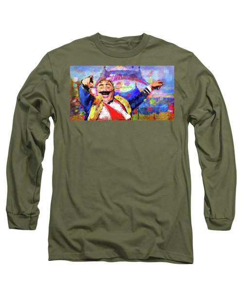 The Circus Long Sleeve T-Shirt