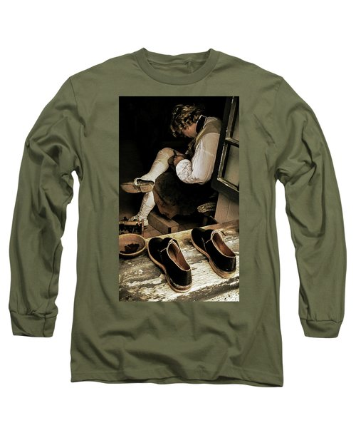 The Cobblers Window Long Sleeve T-Shirt