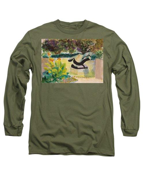The Corinthian Garden Long Sleeve T-Shirt