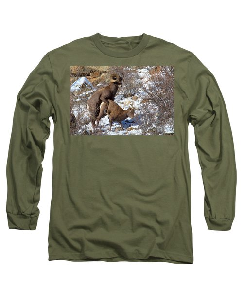 The Coupling Long Sleeve T-Shirt