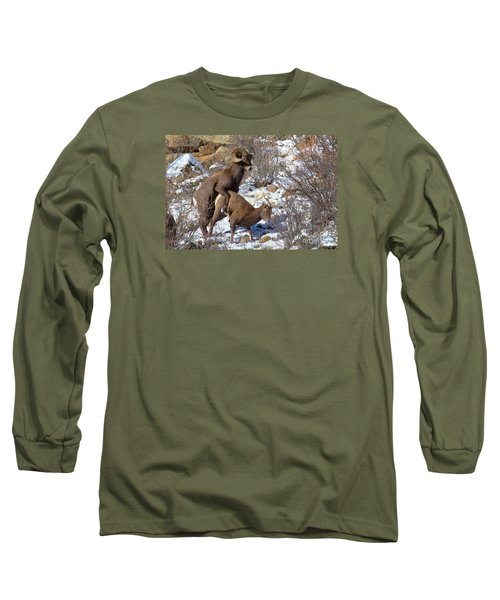 The Coupling Long Sleeve T-Shirt