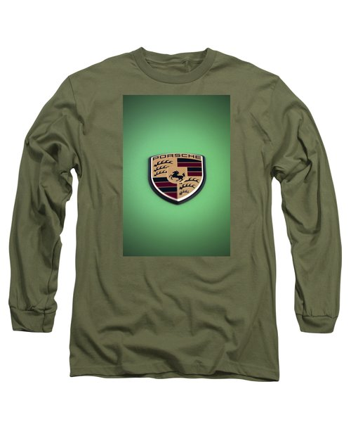 The Crest Long Sleeve T-Shirt