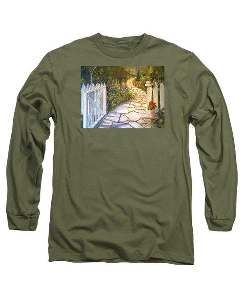 The Cutting Garden Long Sleeve T-Shirt