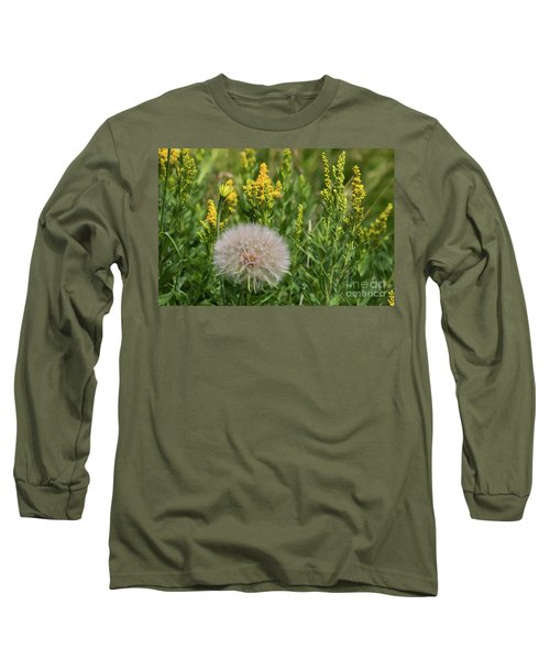 The Dandelion  Long Sleeve T-Shirt