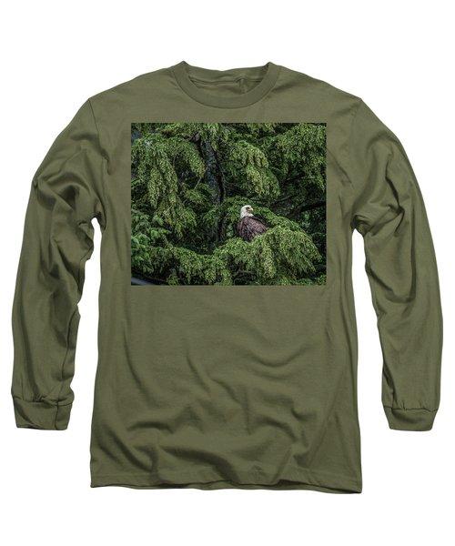 The Dark Eyed One Long Sleeve T-Shirt