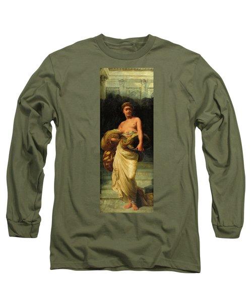 The Daughter Of Herodias, Salome Long Sleeve T-Shirt