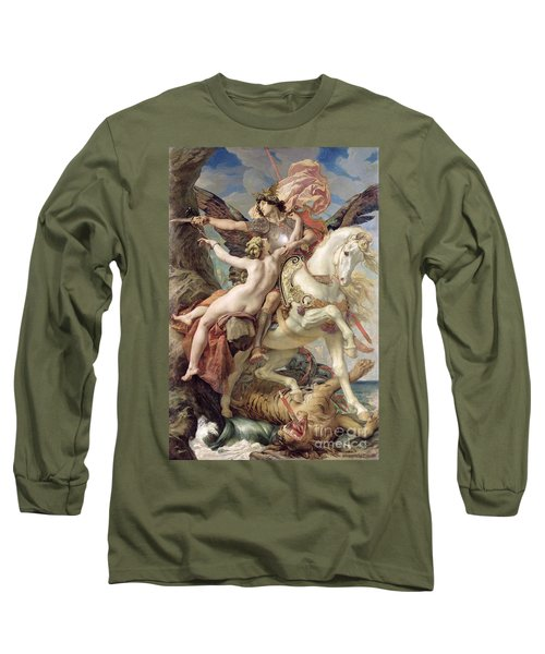 The Deliverance Long Sleeve T-Shirt