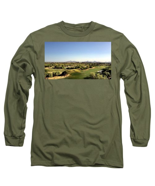 The Distance Long Sleeve T-Shirt