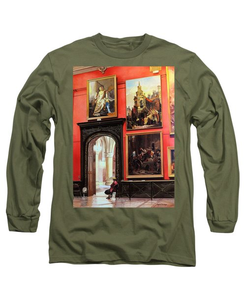 The Docent Long Sleeve T-Shirt
