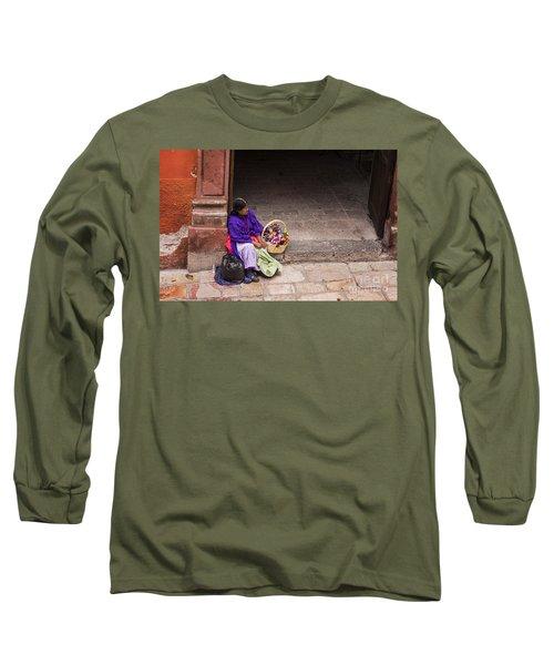 The Doll Peddler Long Sleeve T-Shirt