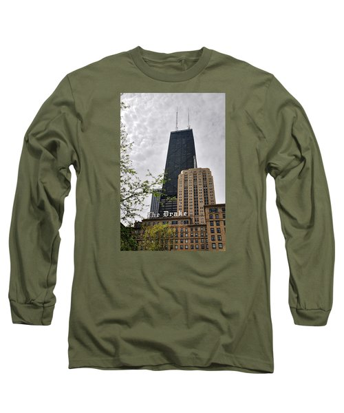 The Drake Long Sleeve T-Shirt
