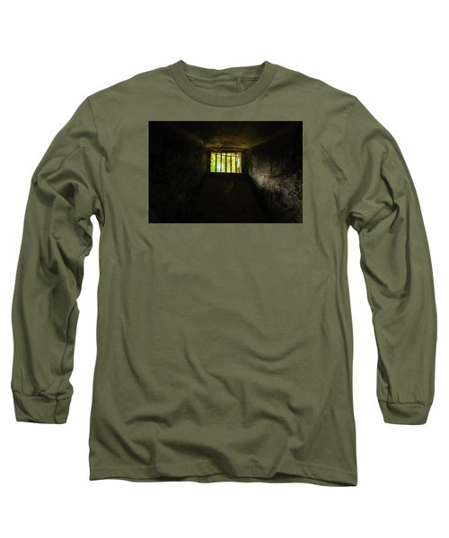 Long Sleeve T-Shirt featuring the photograph The Dungeon by Marwan Khoury