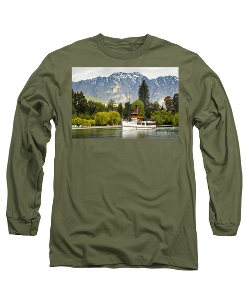 The Earnslaw Long Sleeve T-Shirt