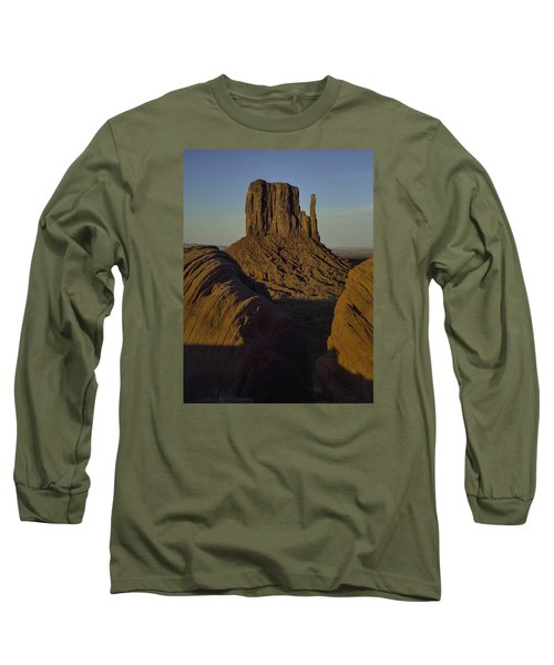 Long Sleeve T-Shirt featuring the photograph The Earth Says Hello by Rob Wilson