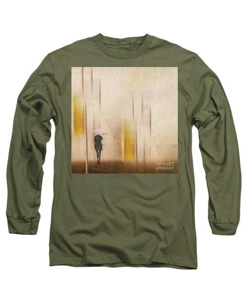 The Edge Of Autumn Long Sleeve T-Shirt