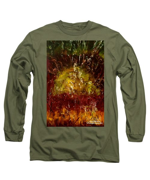 The Elements Earth #4 Long Sleeve T-Shirt