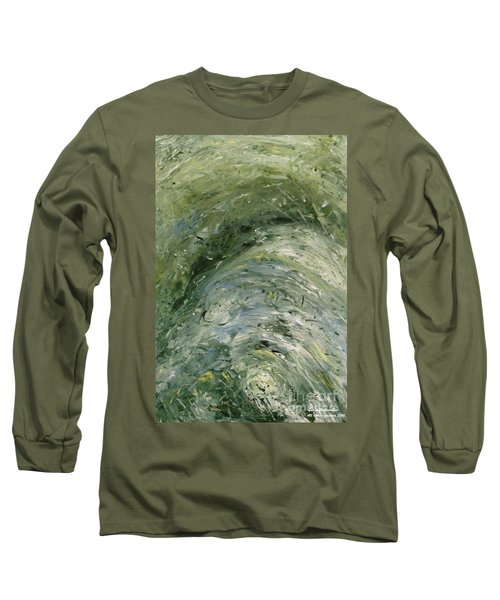 The Elements Water #6 Long Sleeve T-Shirt