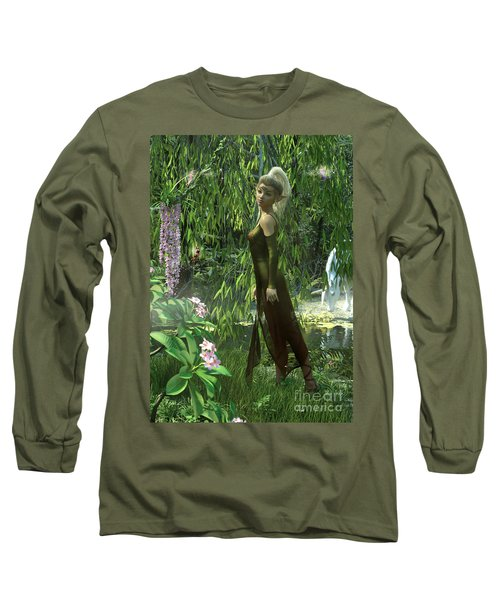 The Elven Realm Long Sleeve T-Shirt
