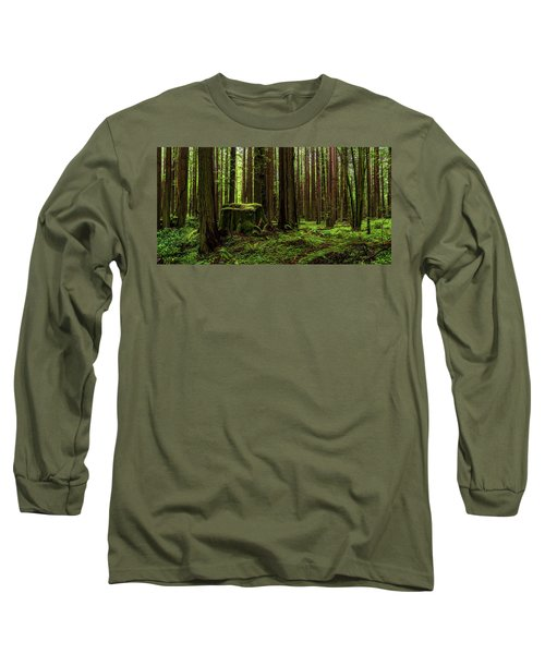 The Emerald Forest Long Sleeve T-Shirt