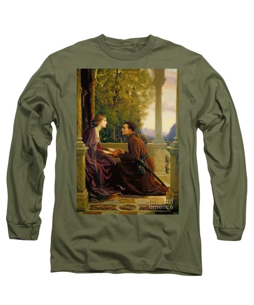 The End Of The Quest Long Sleeve T-Shirt