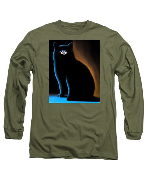 The Eye Have It Long Sleeve T-Shirt