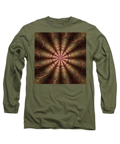 The Fabric Of The Space-time Continuum Long Sleeve T-Shirt