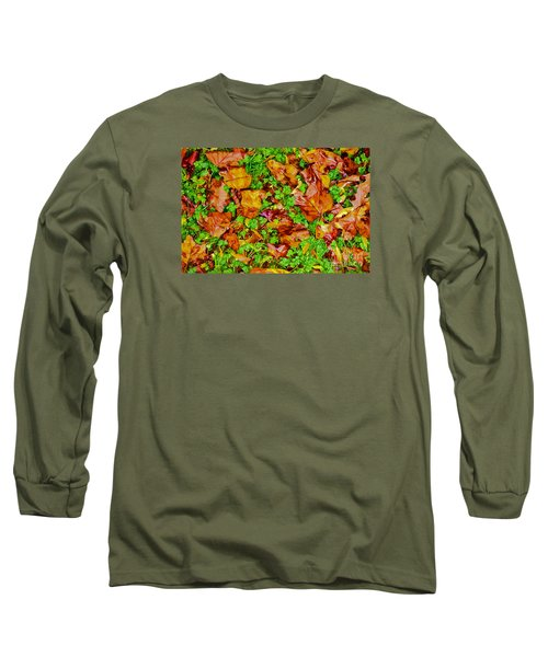 The Fall Of Summer II Long Sleeve T-Shirt by Dan Carmichael