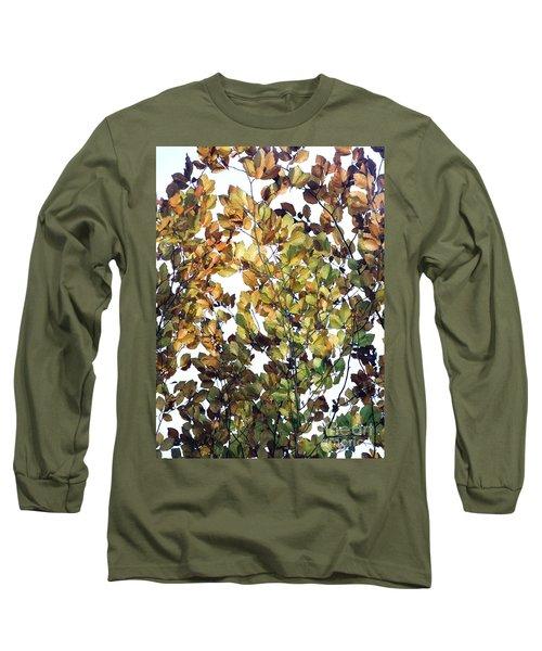 The Fall Long Sleeve T-Shirt by Rebecca Harman