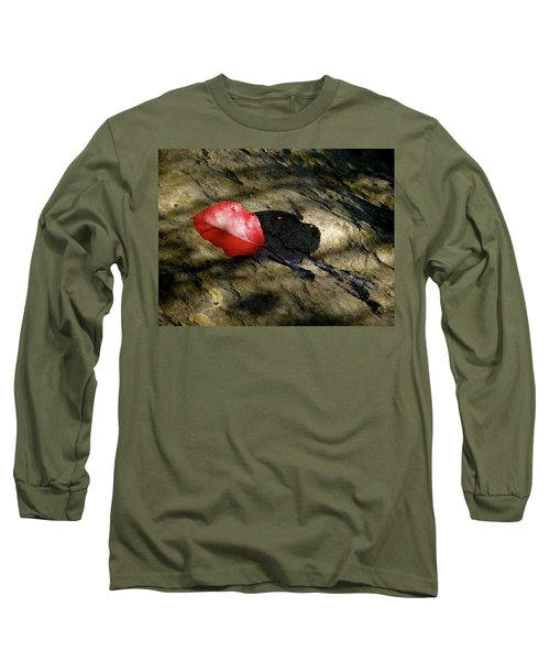 The Fallen Leaf Long Sleeve T-Shirt