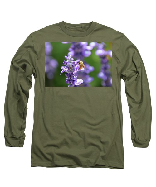 The Fauna And Flora Rendez-vous Long Sleeve T-Shirt by Yoel Koskas
