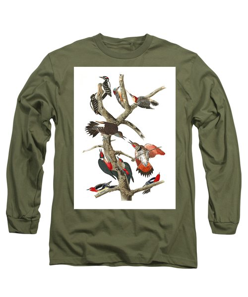 Long Sleeve T-Shirt featuring the photograph The Fight by Munir Alawi