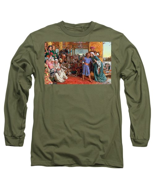 The Finding Of The Savior In The Temple Long Sleeve T-Shirt