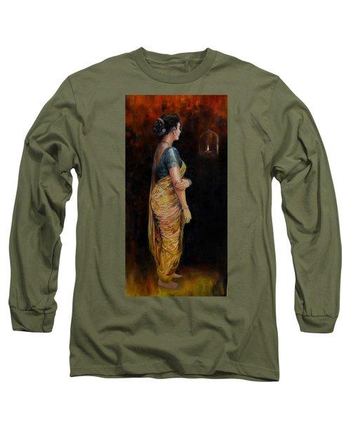 The First Diwali Long Sleeve T-Shirt