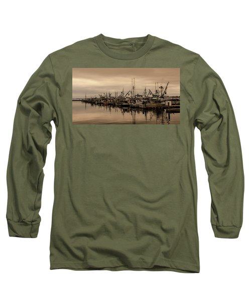 The Fishing Fleet Long Sleeve T-Shirt