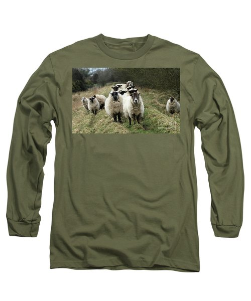 The Flock 2 Long Sleeve T-Shirt