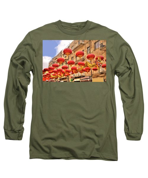 The Flying Dragon Long Sleeve T-Shirt