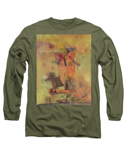 The Flying Dutchman Long Sleeve T-Shirt
