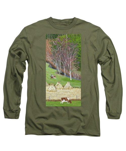 The Fodder's In The Shock Long Sleeve T-Shirt