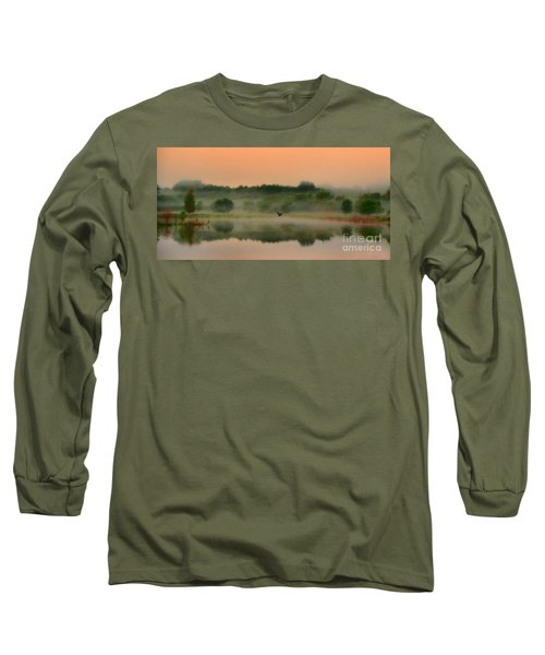 The Fog Of Summer Long Sleeve T-Shirt