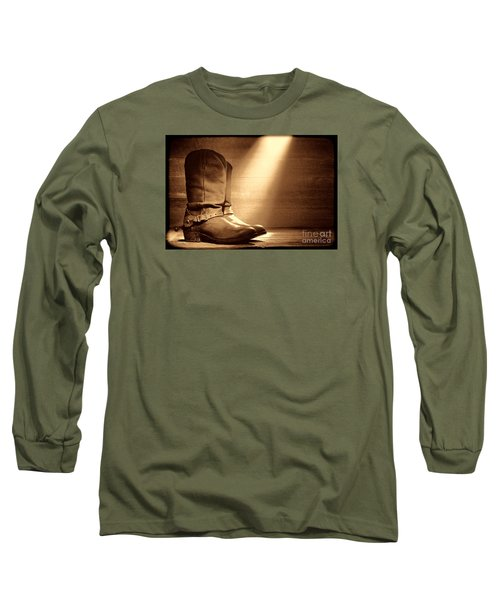 The Found Boots Long Sleeve T-Shirt