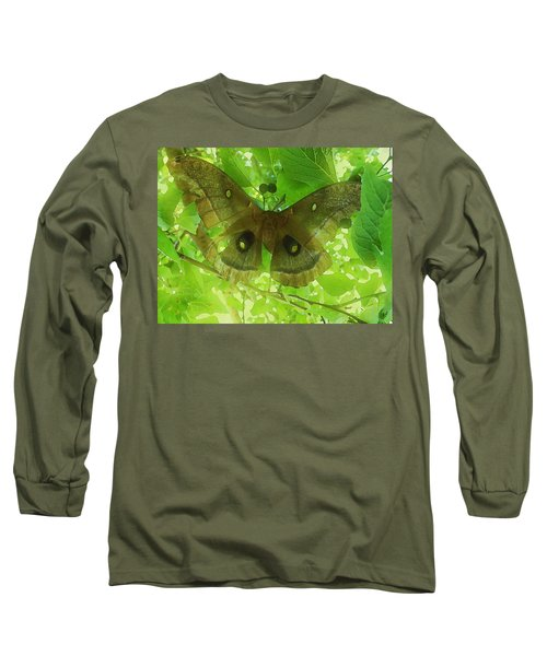 The Fourth Day-a Dying Giant.. Long Sleeve T-Shirt