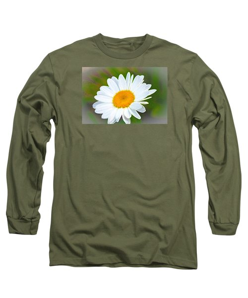The Friendliest Flower Long Sleeve T-Shirt