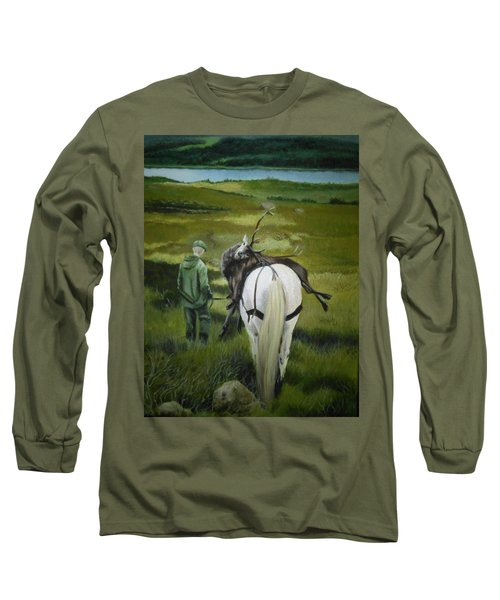 The Gamekeeper Long Sleeve T-Shirt