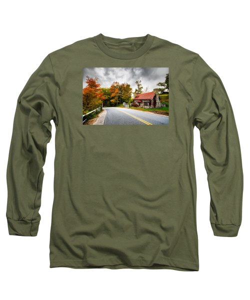 Long Sleeve T-Shirt featuring the photograph The Gate Keeper by Robert Clifford